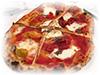 Pizza 4 pomodori